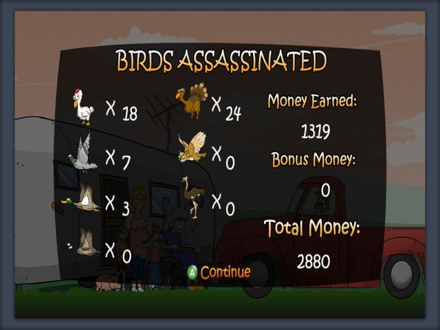 Bird Assassin - title cover