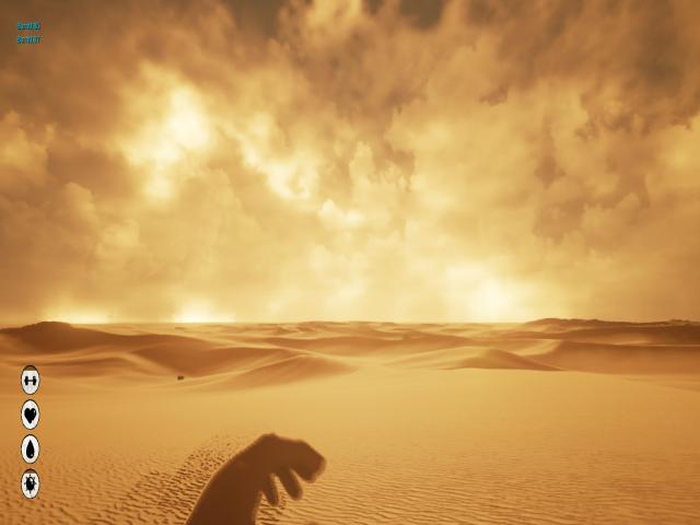 Dead Sea - title cover