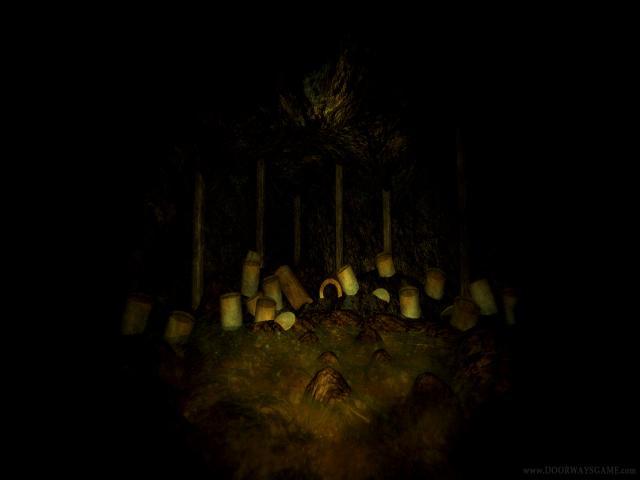 Doorways: The Underworld - title cover