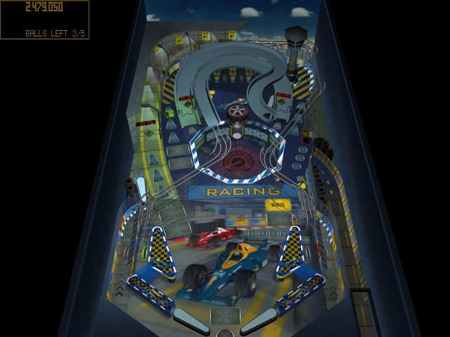 Fantastic Pinball Thrills - title cover