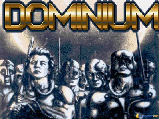 Dominium - title cover