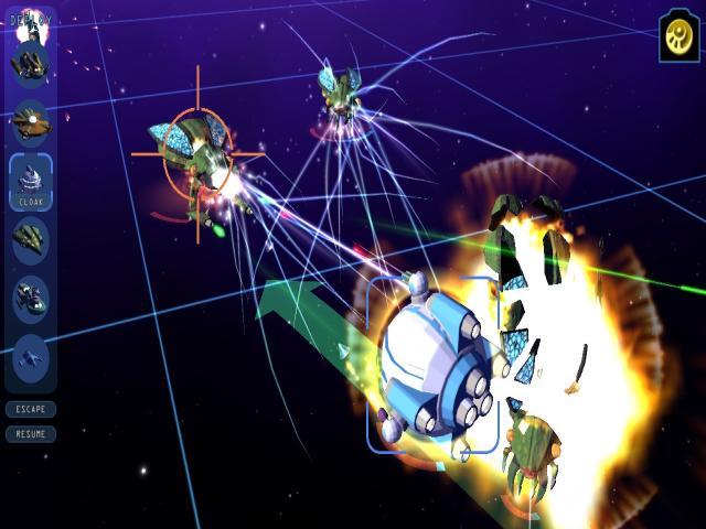Infinite Space III: Sea of Stars - title cover