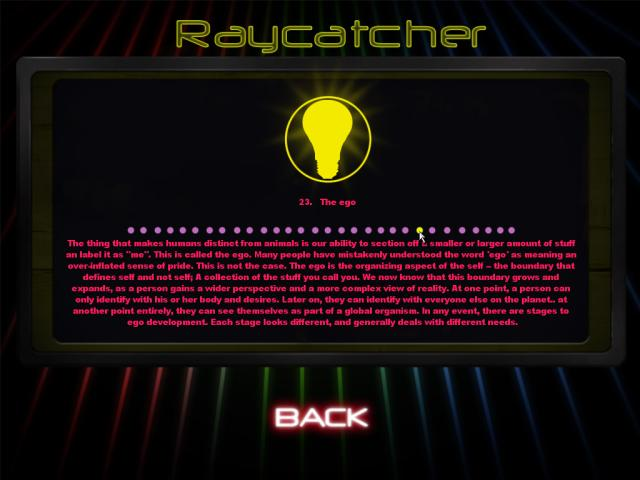 Raycatcher - title cover