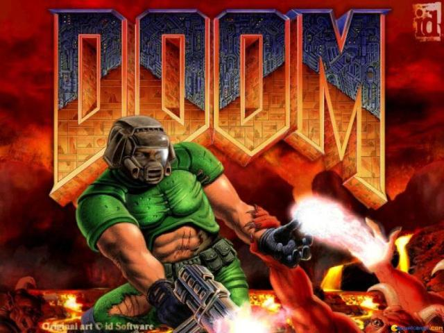 Doom - title cover