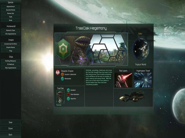 Stellaris - Plantoids Species Pack - game cover