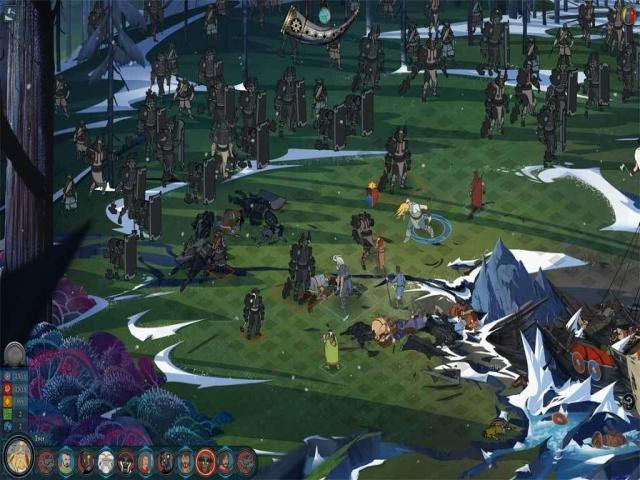 The Banner Saga 2 Deluxe Edition - game cover