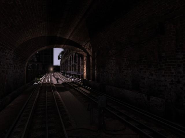 World of Subways 3 London Underground Circle Line - title cover