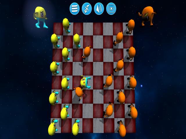 Fantastic Checkers 2 - title cover