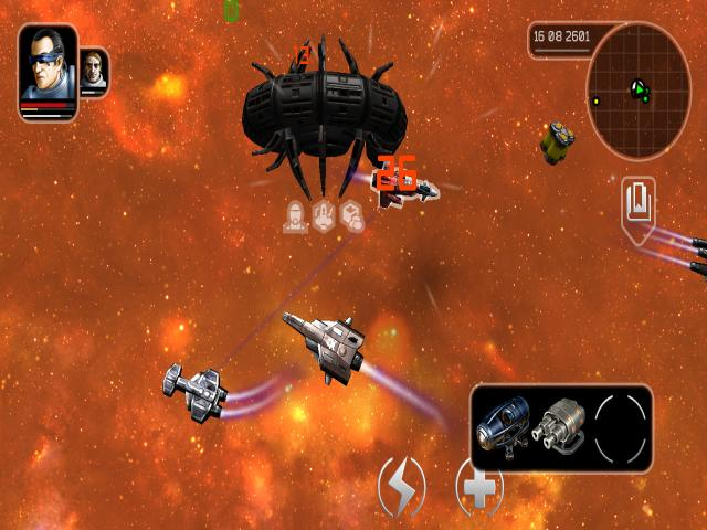 Plancon: Space Conflict - game cover