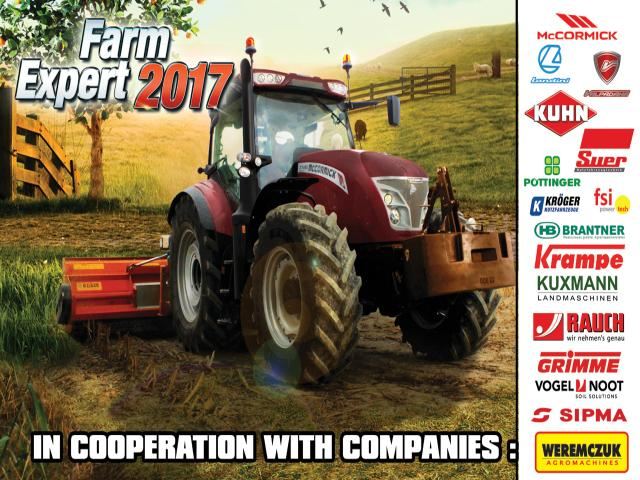 Farm Expert 2017 - title cover