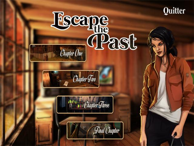 Escape The Past - title cover