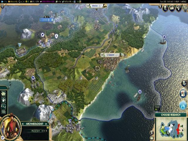 Sid Meier's Civilization V: Brave New World - game cover