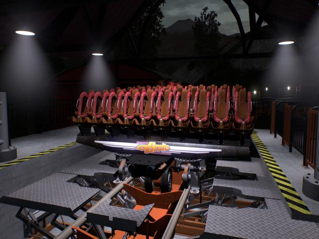 NoLimits 2 Roller Coaster Simulation - title cover