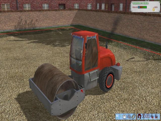 Digger Simulator 2011 - title cover