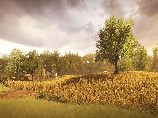 Everybody's Gone to the Rapture - title cover
