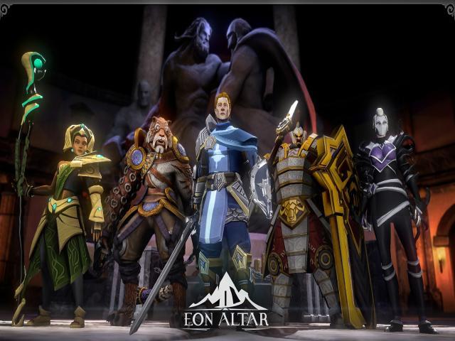 EON ALTAR Episode 1: The Battle of Tarnum - game cover