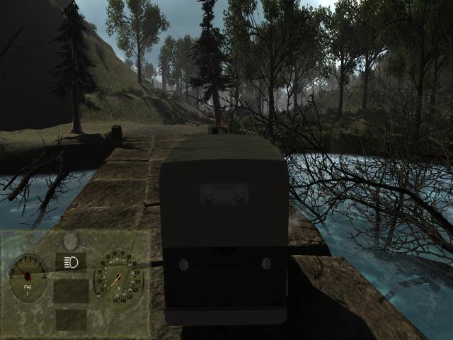 War Truck Simulator - title cover