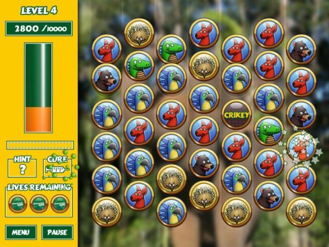 Australia Zoo - title cover
