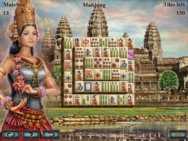 Mahjong World Tour Triple Pack - title cover