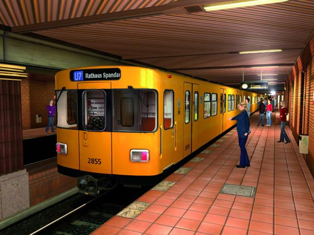 World of Subways 2 - Berlin Line 7 - title cover
