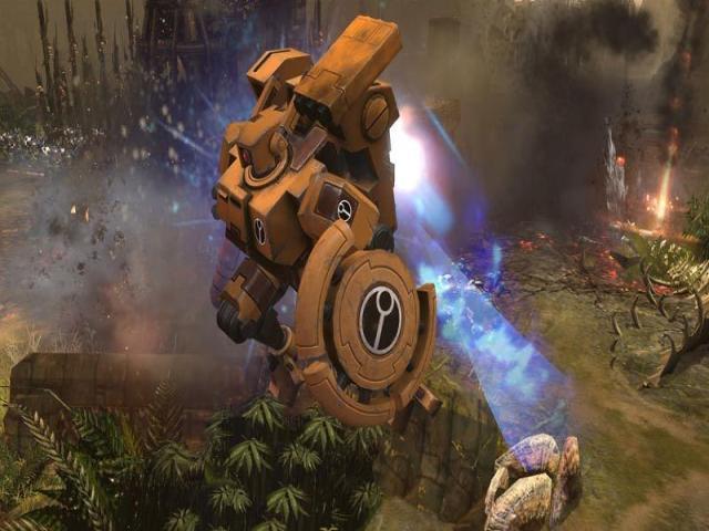 Warhammer 40,000: Dawn of War II - Grand Master edition - game cover