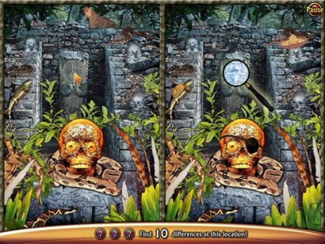 Hide and Secret 2: Cliffhanger Castle - game cover