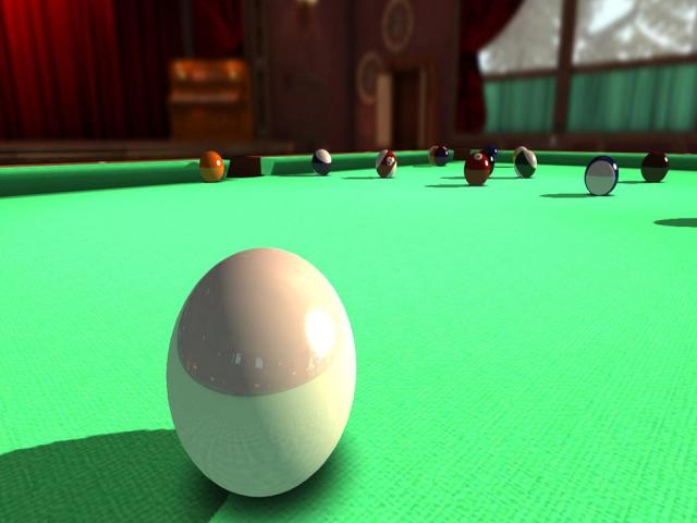 3D Pool - game cover