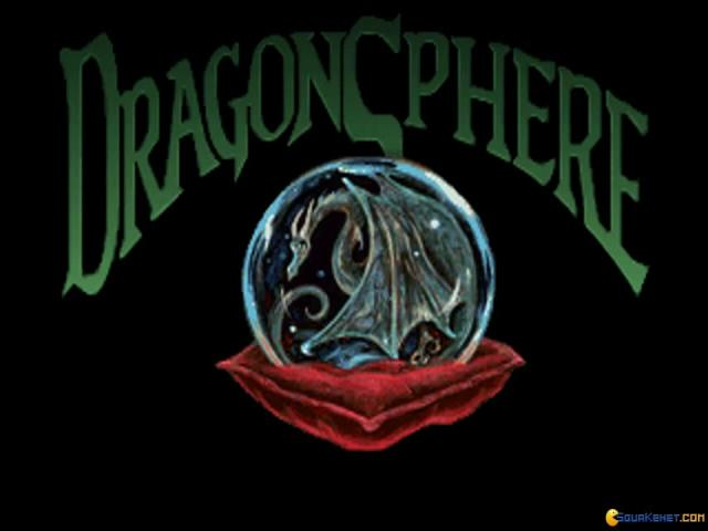 Dragonsphere - title cover
