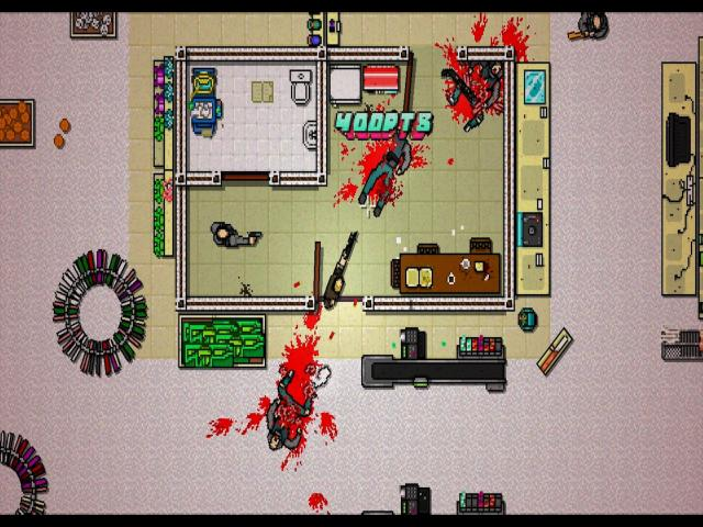 Hotline Miami 2: Wrong Number - title cover