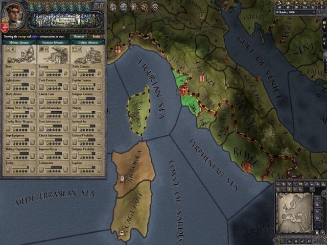 Crusader Kings II: The Republic - game cover