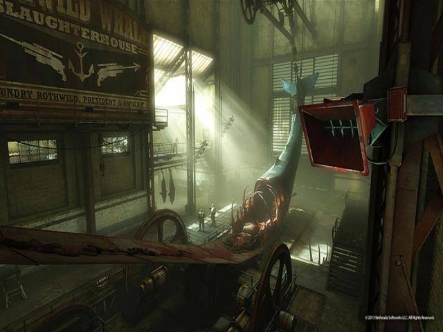 Dishonored: Void Walker's Arsenal - game cover