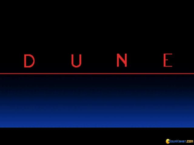 Dune - title cover
