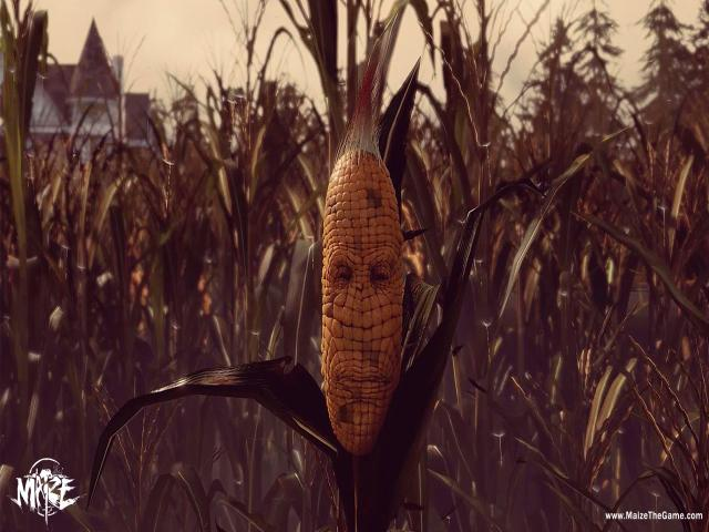 Maize - title cover