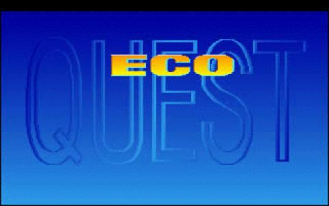 Ecoquest: The Search for Cetus - game cover