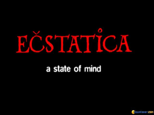 Ecstatica - game cover