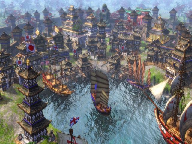Age of Empires III: Complete Collection - game cover