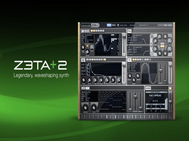 Z3TA+ 2 - title cover