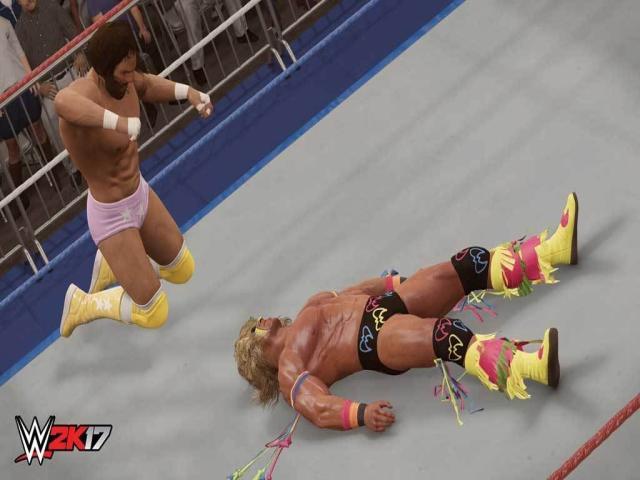 WWE 2K17 Digital Deluxe - game cover