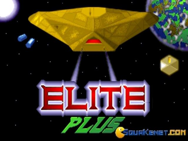 Elite Plus - game cover