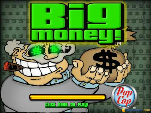 Big Money - title cover