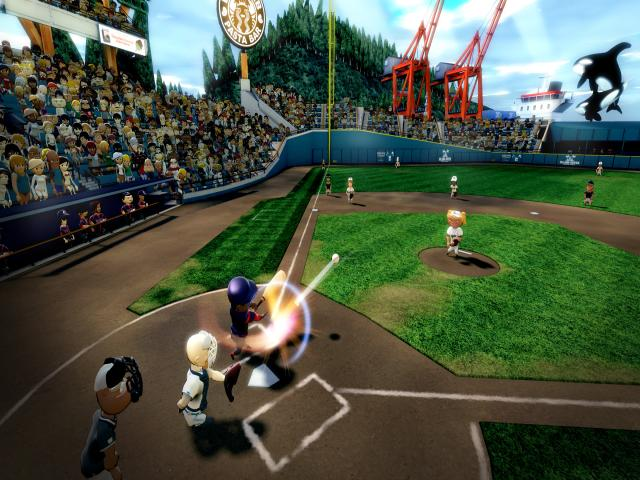 Super Mega Baseball: Extra Innings - title cover