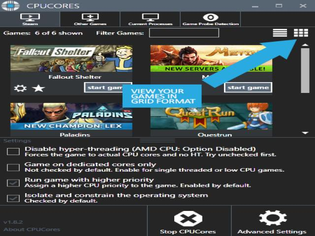 CPUCores Maximize Your FPS - title cover