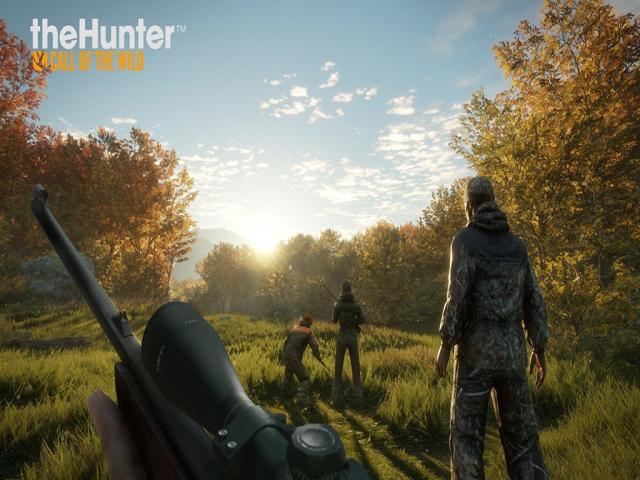 theHunter: Call of the Wild - title cover
