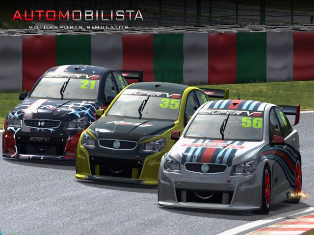 Automobilista - title cover