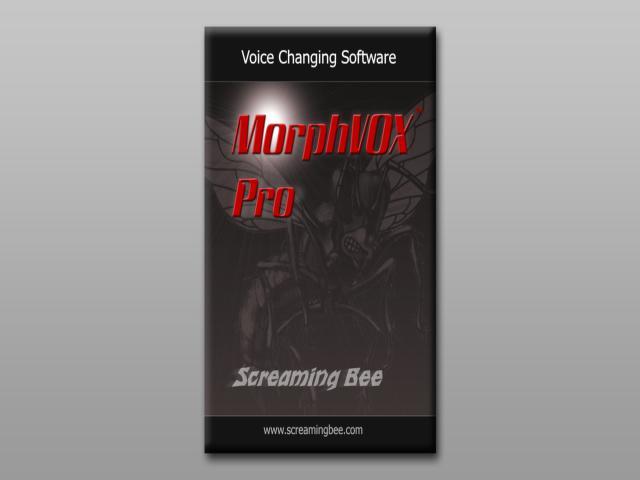 MorphVOX Pro - Voice Changer - title cover