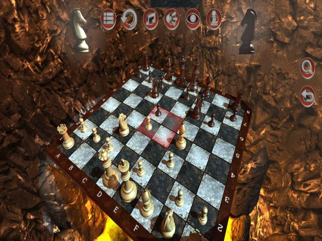 Chess Knight 2 - title cover