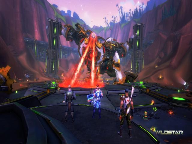 WildStar - title cover