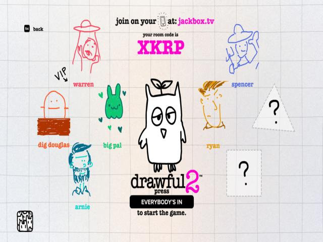 Drawful 2 - title cover