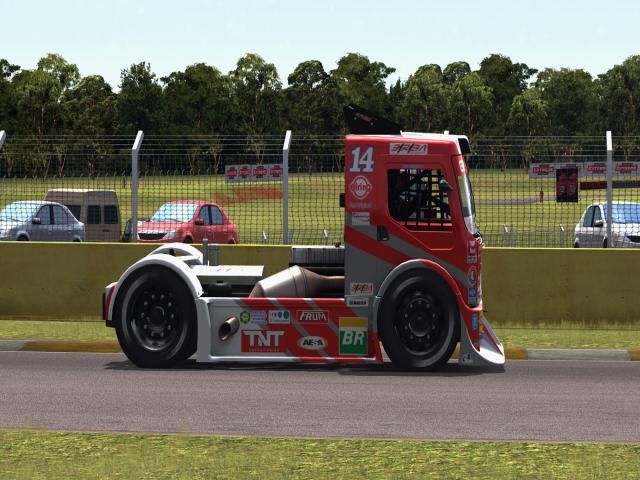 Formula Truck 2013 - title cover