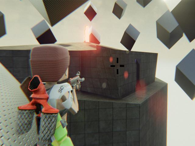 CubeZ - title cover